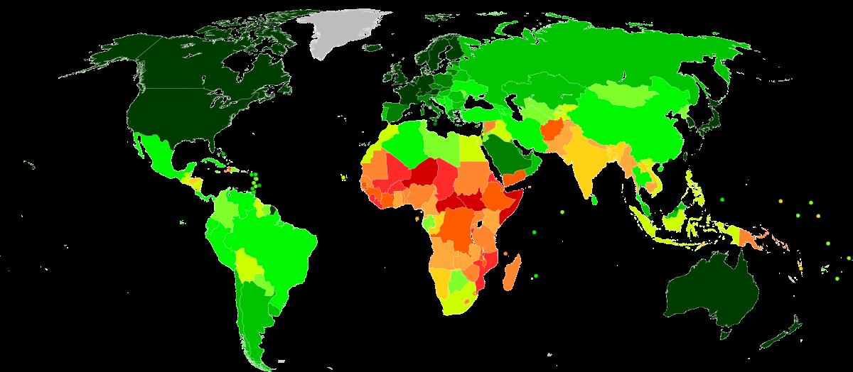 شاخص توسعه انسانی ۲۰۲۰ منتشر شد
