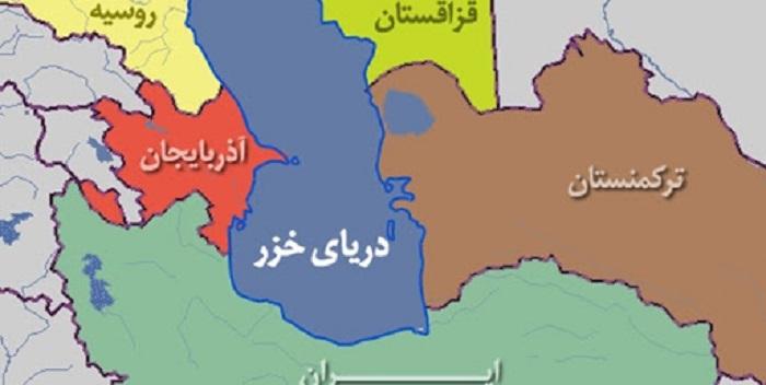 تورم همسایه های شمالی ایران چه قدر است؟