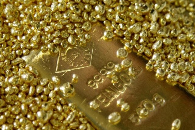 The highest monthly growth of the gold rate since last summer