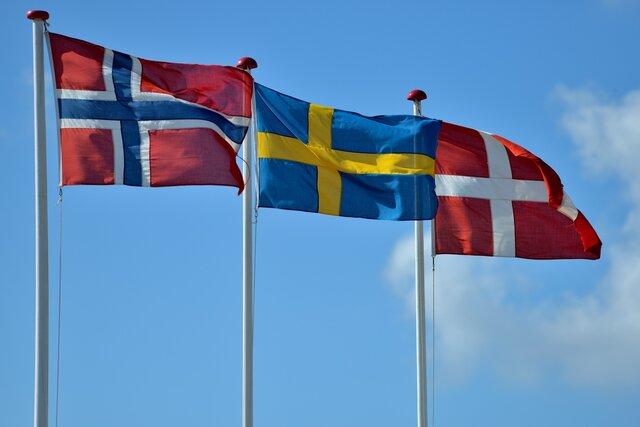 نرخ بیکاری کشورهای اسکاندیناوی چه قدر است؟