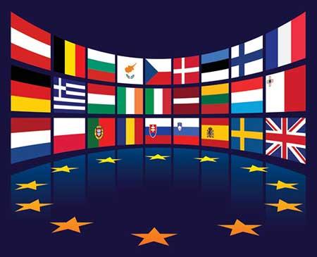 رشد اقتصادی کشورهای اروپایی مثبت شد