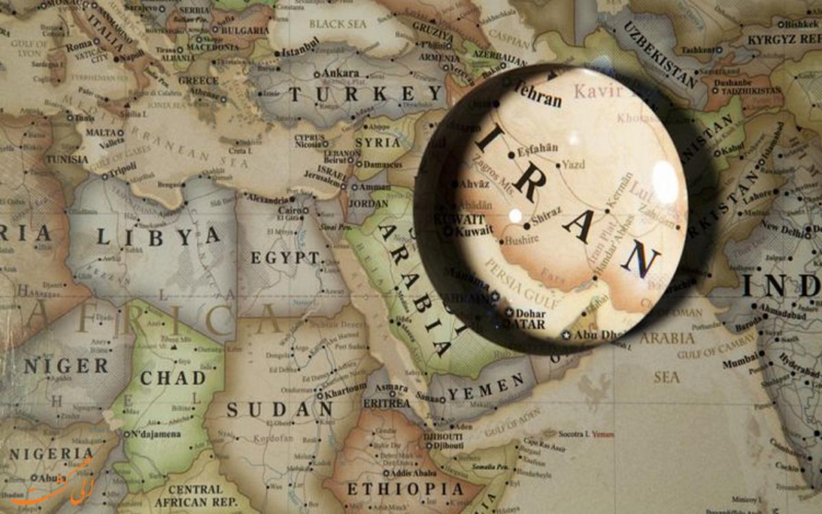 رشد اقتصادی همسایه های شمالی ایران