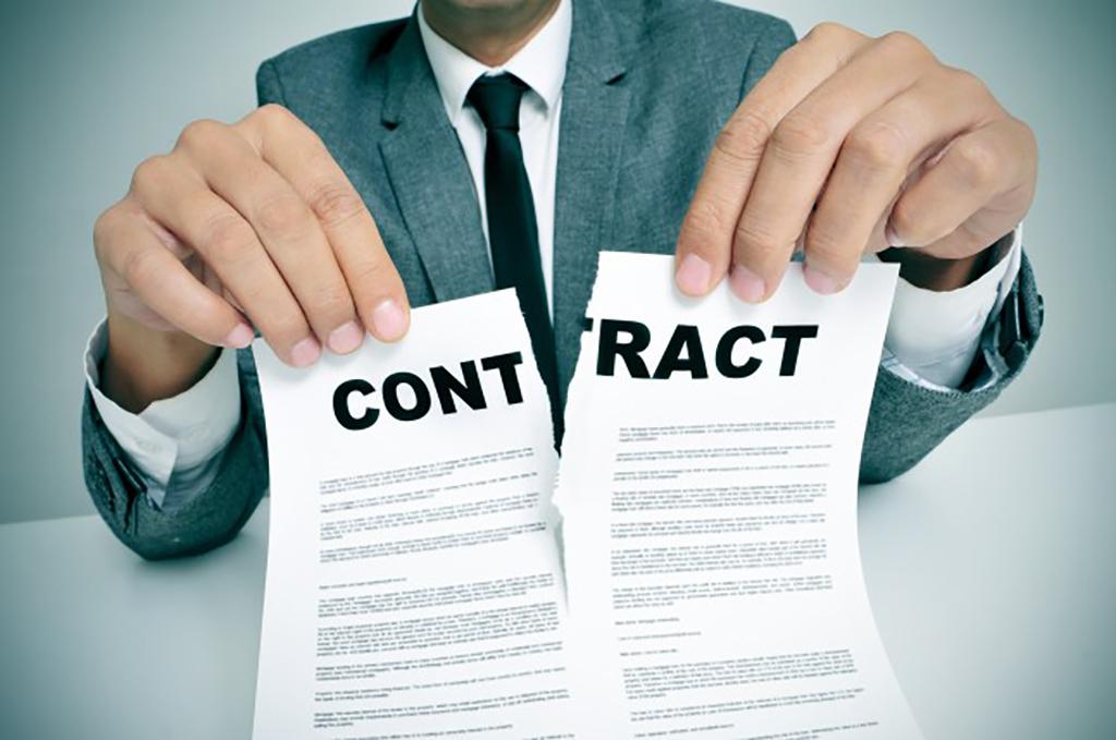 خیارات در عقد قرارداد